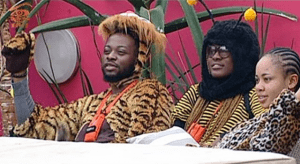 BB Naija 2018: Housemates Dress Up As Animals That Represent Their Personalities