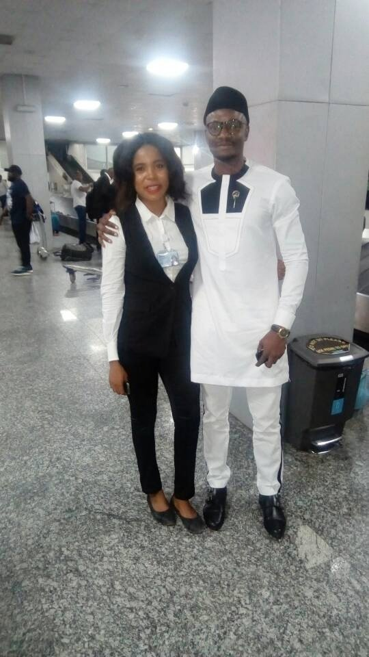 BBNaija: Leo and Ifu Enada arrive Nigeria after eviction, See List of Nominees Likely to go Home this Week (photos)