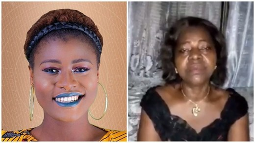 BBNaija 2018: Drama As Alex's Mother Cries & Begs Nigerians to Vote for Her Daughter Ahead Of Eviction
