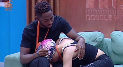 #BBNaija: Lover Boy Miracle To Enjoy The Luxury Suite With Nina The Head OF House
