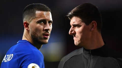 Chelsea could cope with losing Hazard and Courtois – Gallas