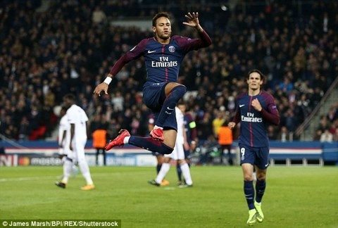 PSG captain Thiago Silva says he is sure Neymar will stay