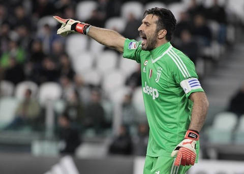 Buffon has explained why he chose to accept Italy's call-up