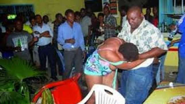 Jealousy or Love? Pastor Beaten By Prostitute For Patronizing Another Prostitute in Calaber
