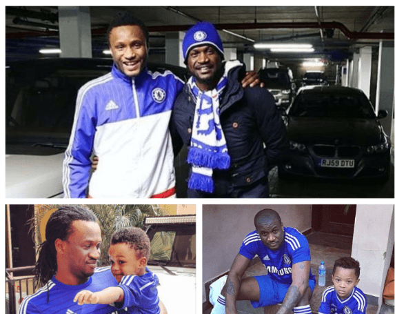 Paul makes shocking revelation about Mikel, Psquare, Chelsea