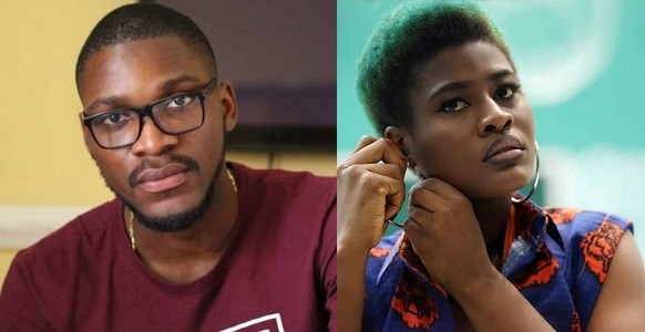 #BBNaija: Tobi gifts Alex the gold bracelet his father gave him; promises her iPhone and car when they leave the house