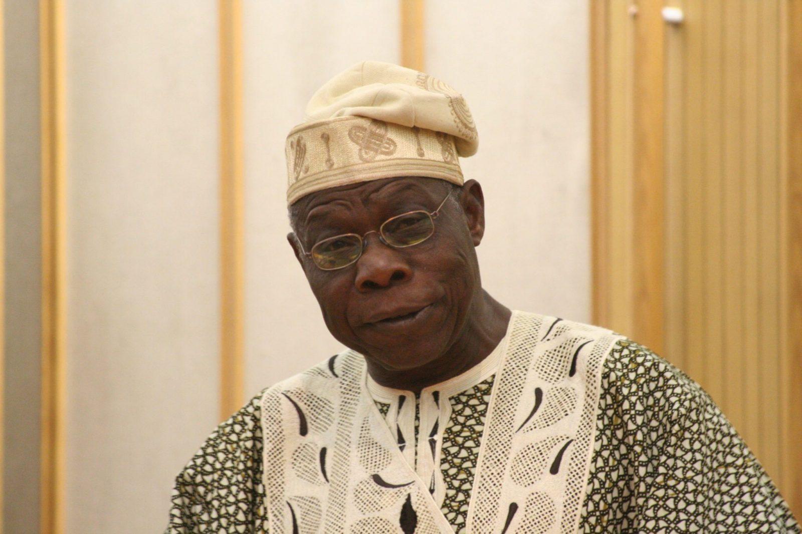 #ENDSARS Protest – Former President Olusegun Obasanjo Addresses the Nation