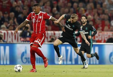 Man United target Jerome Boateng considering his future amid interest from Red Devils