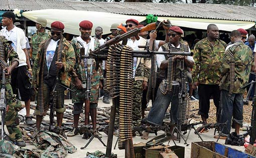 Niger Delta Militants threaten to blow up oil facilities over budget