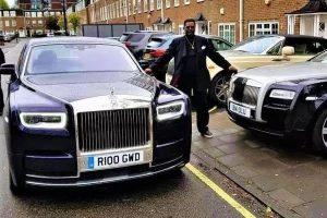 Mobility with Attitude (MWA) – Meet Nigerian man Aare Boluwatife Akin-Olugbade who owns 10 Rolls Royce cars