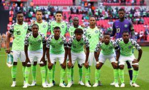 Nigeria Super Eagles coach Rohr names his 23-man final squad ahead of World Cup