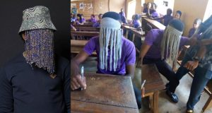 University Student Chased Out Of Exam Hall For Dressing Like This [See Photo]