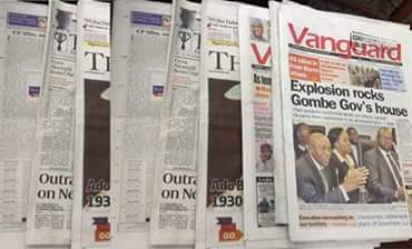 Newspaper Headlines for 31st July 2018