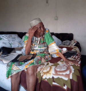 Meet 94 year Old Nigerian Woman Who Has Lived All Her Life A Sickle Cell Patient [See Photos]