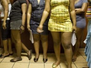 Revealed: Here is Why prostitutes fear Congolese men in Kyumbi
