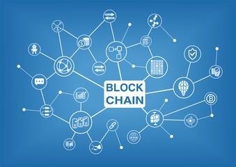 16 Blockchain Disruptions (Infographic)