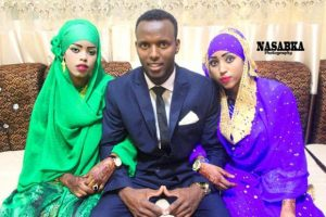 Handsome Young Man Weds Two Women On The Same Day (Photo+Video)