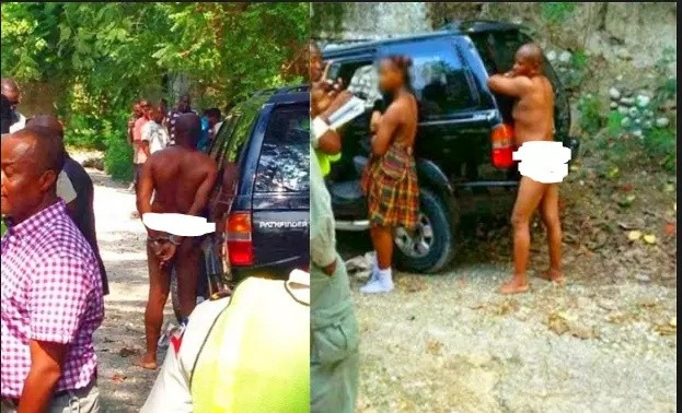 38-year Old Man Caught Having Carnal Knowlege of 11 Year Old Minor School Girl