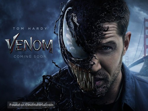 VENOM – Official Movie Trailer 2 (HD)