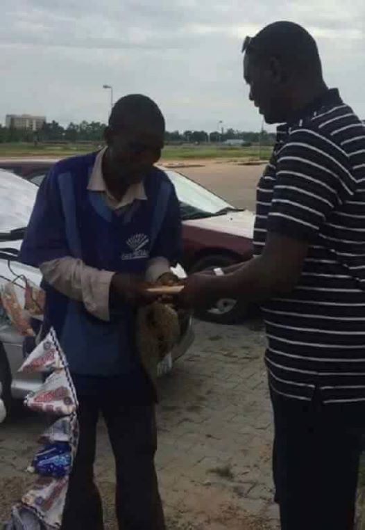 Yogurt Seller gets Check of 3 Million Naira in Kaduna – Find out Why