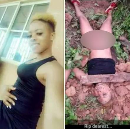Unidentified Pretty Girl Found dead in the bush – Graphic Photos