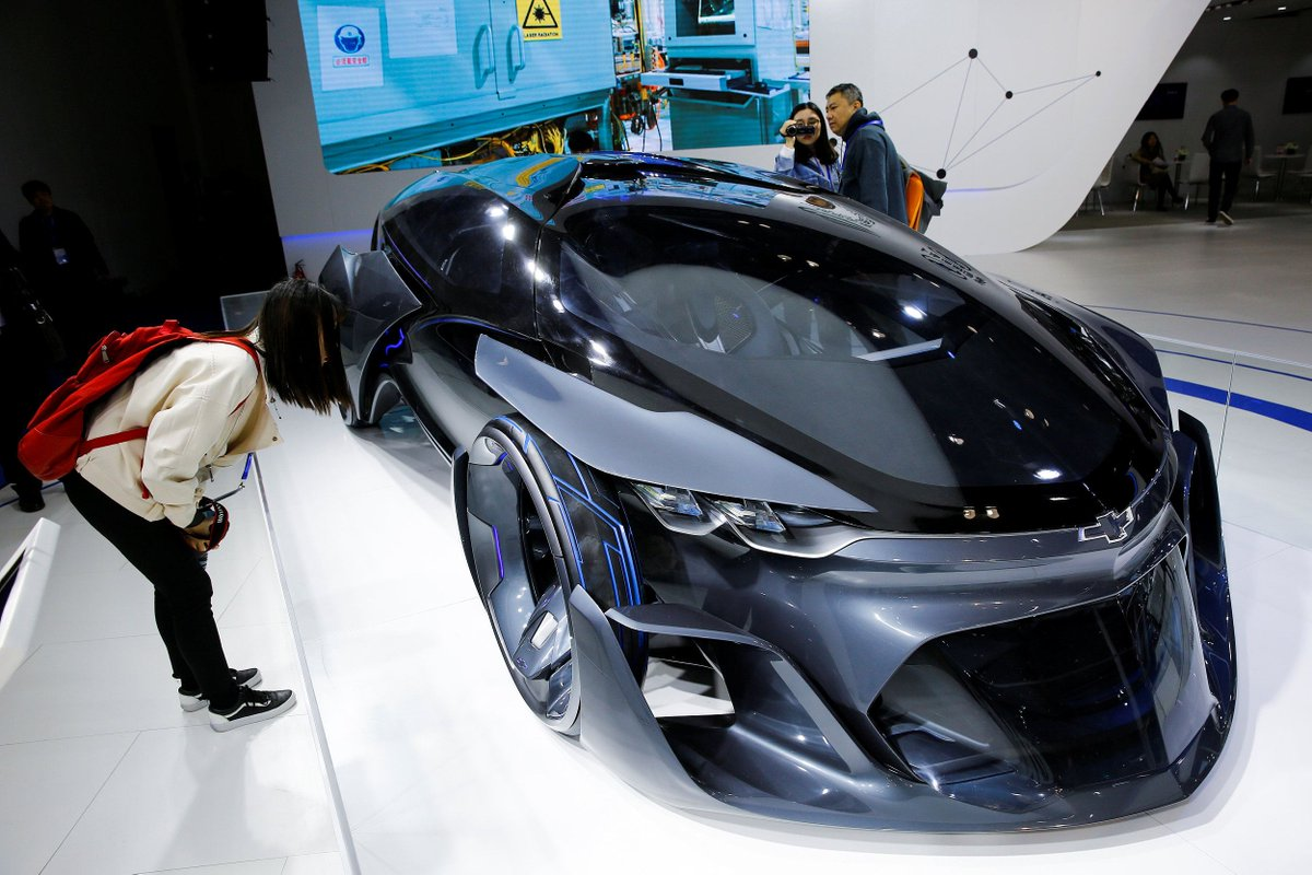 Mobility with Attitude (MWA) – New Car Concept Unveiled in Beijing