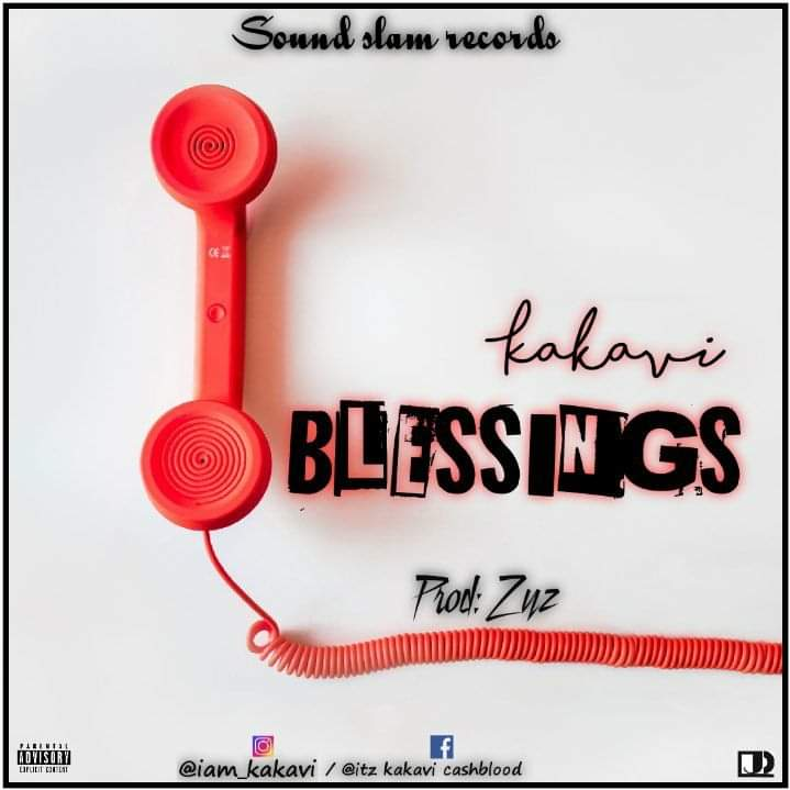 """Download Hit Single """"Blessings"""" by KAKAVI"""