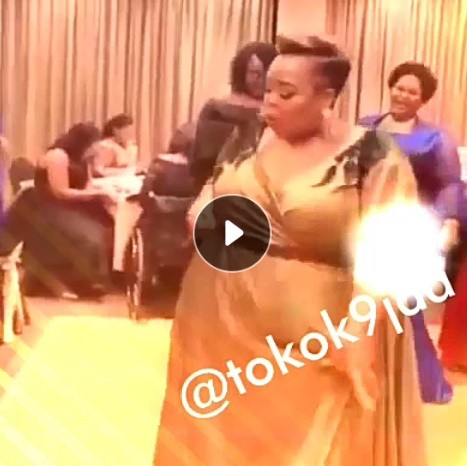Big Bold and Beautiful Women Dance Dance