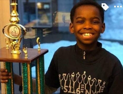 Meet Tanitoluwa Adewunmi, Nigerian Boy Who Won New York Chess Competition