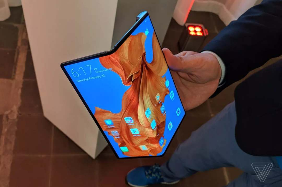 First Foldable 5G Smart Phone –  #Hauwei Mate X Hits the Market