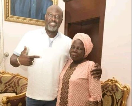 Senator Dino Melaye Writes Tribute to Mother