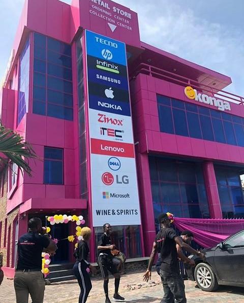 Konga Opens New Retail Store at Lekki, Lagos and Everyone is Gossiping  about it - TOKTOK9JA MEDIA