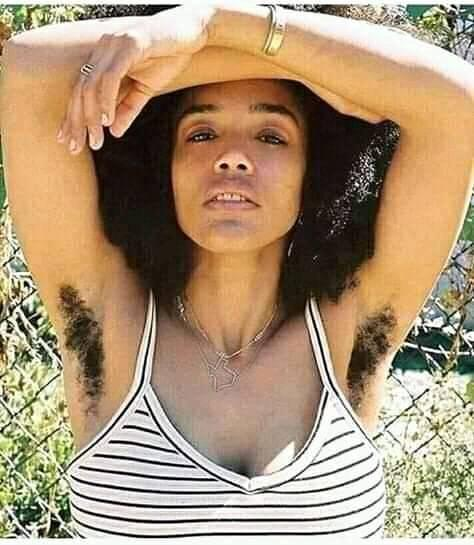 Meet Angelica, Pretty Female Dancer who Hasn't Shaved Her Armpit in 6 Months.