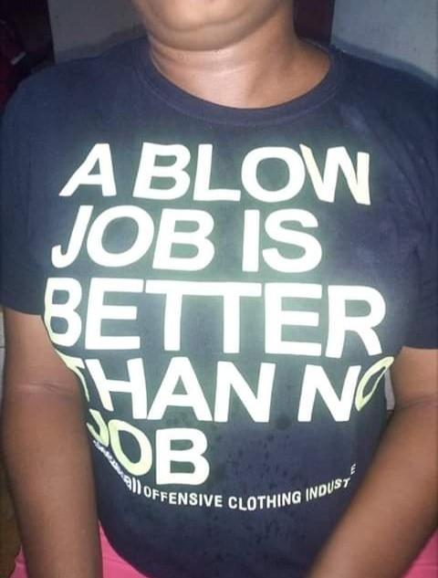 Jobless Nigeria Girls Says, A Bl0w Job is Better than No Job