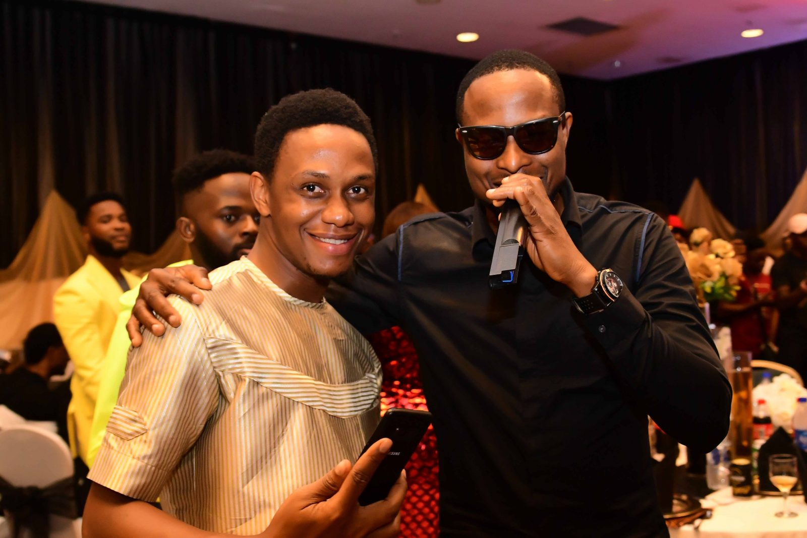 Abel Wealth – Africa's Young CEO Shares Fun Moments with Top Celebrities