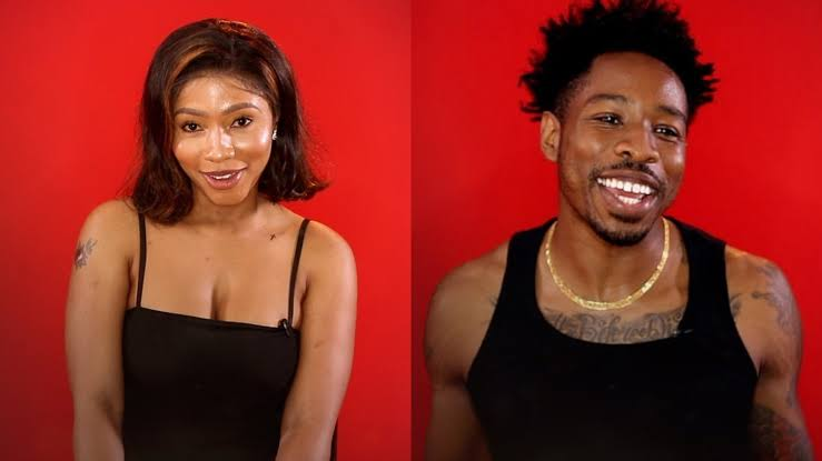 #BBNaija2019: Mercy distraught as Ike breaks up with her