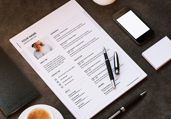 How to Draft a Good CV for That Dream Job