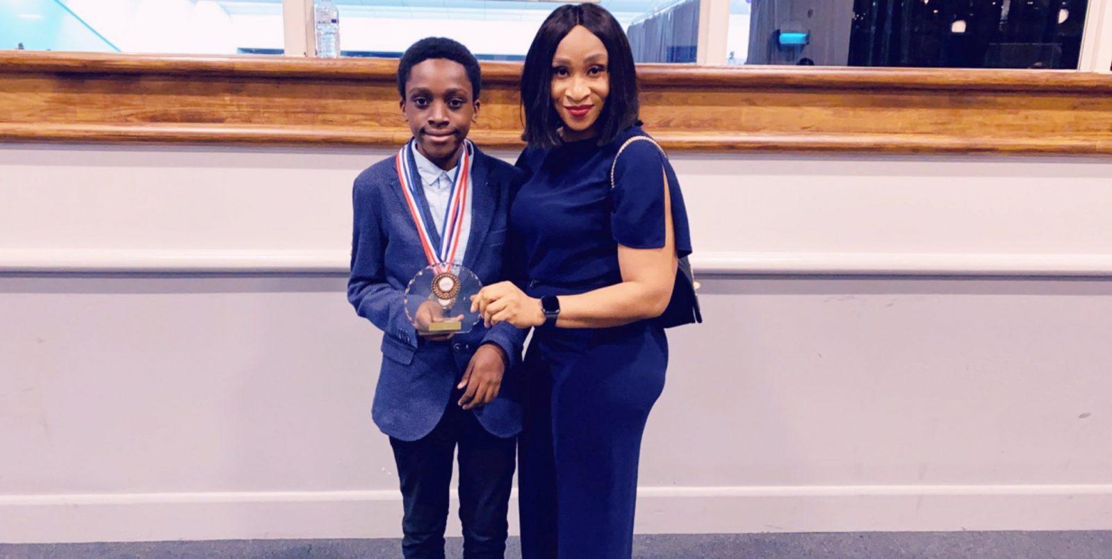 12 Year Nigerian Boy – Chika Ofili Discovers New Maths Formula in UK