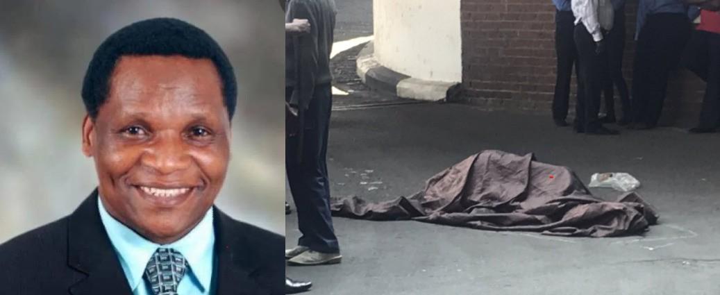 Zimbabwean Pastor Commits Suicide Jumps from 4th Floor