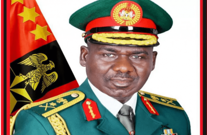Buratai Approves New Army Postings and Appointments