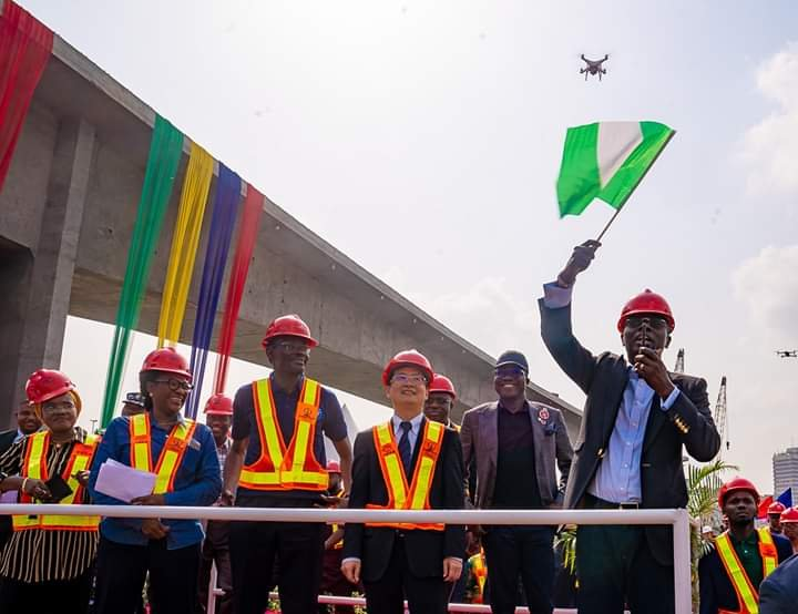 Lagos Blue Rail at Final Phase to Begin Operation in 2021