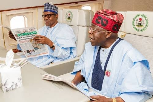 Tinubu Celebrates Buhari at 77