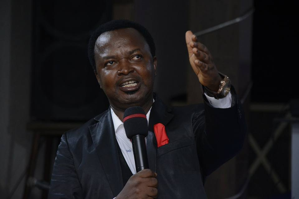 I'M GOD'S SALVATION TO THE ENDS OF THE EARTH – PST. DAVID DONALD OGAR SPEAKS ON FFVC CONFERENCE