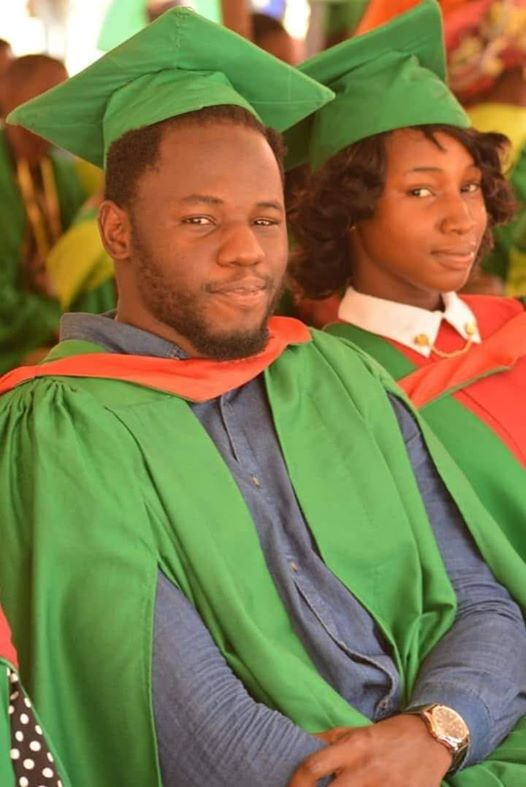 Brother and Sister Who  Shattered 26yrs Old Record of University of Abuja