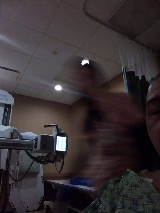 Man Captures Evil Spirit on Camera While Taking Selfie