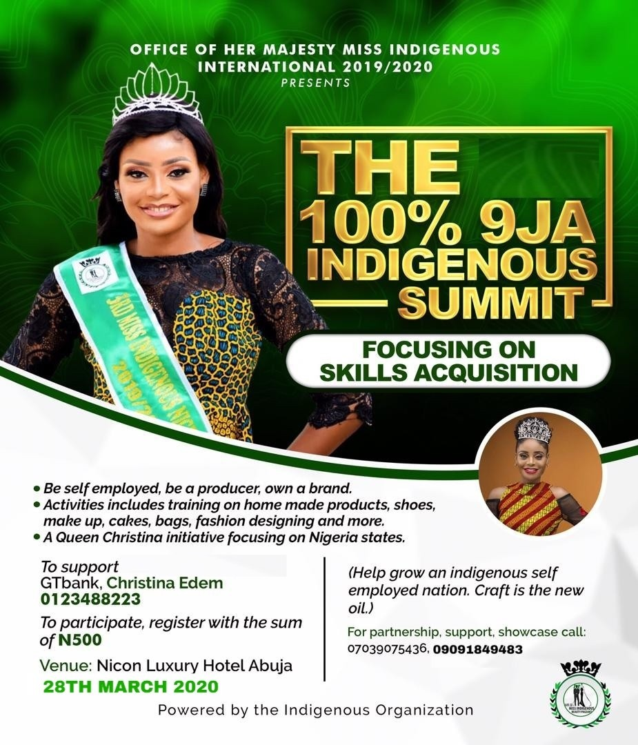 Why You Should Attend The 100% 9JA Indigenous Summit