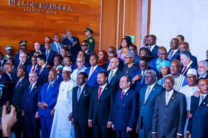 African Union Summit in Addis Ababa Event Photos
