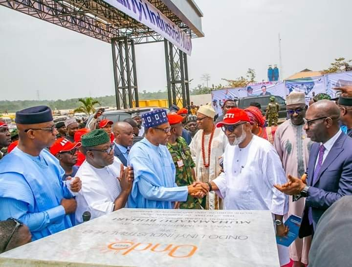Buhari Commissions Governor Akeredolu's Star Project – Ondo State