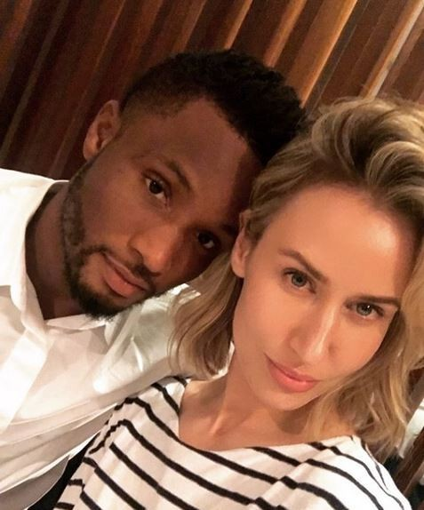 "Olga Allegra Responds to Social Media User for Calling Her Lover – Mikel Obi a ""pussi"""