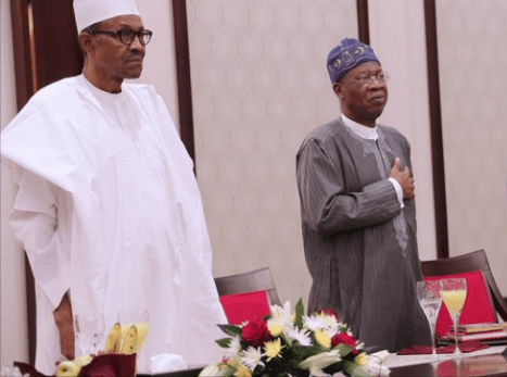 Predident Buhari will address the nation when it appropriate – Lai Mohammed